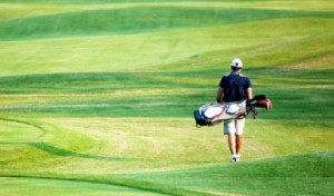 Golf health benefits